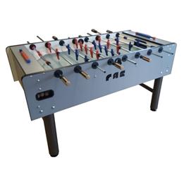 Fas - Foosball Table 124,5 X 70,5 X 87 Cm Wood Grå