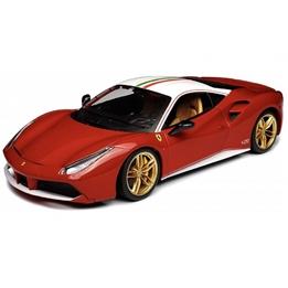 Bburago - Car Ferrari 70 Years 25 Cm Röd