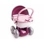 Smoby - Dockvagn Baby Nurse Girls 53,5 Cm Rosa/Lila