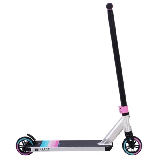 Invert Supreme - Sparkcykel - 2-8-13 Junior Svart/Rosa