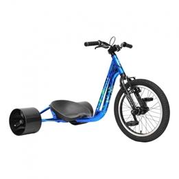 Triad - Trehjuling - Counter Measure 3 Junior Blå