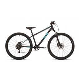 Bike Fun - Barncykel - The Beast 24 Tum 6 Växlar Svart/Blå