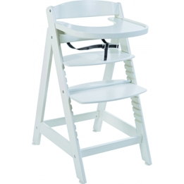 Roba - Matstol Sit Up Maxi 58 X 45 X 87 Cm Vit