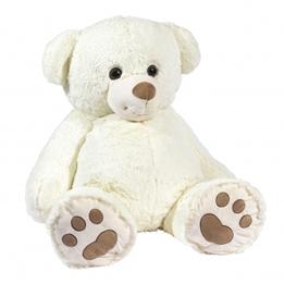 Nicotoy - Teddy Bear 100 Cm Plysch Beige