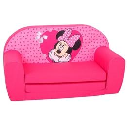 Disney - Bäddsoffa Minnie Rosa