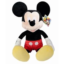 Nicotoy - Mjukisdjur Mickey Mouse 120 Cm Svart