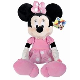 Nicotoy - Mjukisdjur Minnie Mouse 120 Cm Rosa