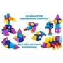 Blockaroo - Foam Blocks Junior Rubber Play Set 100 Pcs