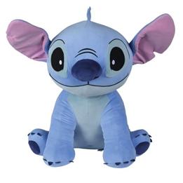 Nicotoy - Gosedjur - Disney Stitch 65 Cm Blå/Grå