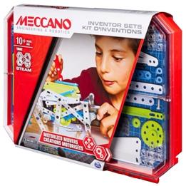 Meccano - Modellsats Stainless Steel 196 Delar