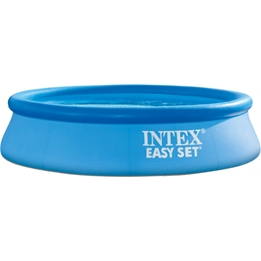 Intex - Inflatable Swimming Pool With Pump 28108Np Easy 244 X 61 Cm