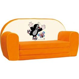 Bino - Bench Junior 78 X 42 X 36 Cm Orange