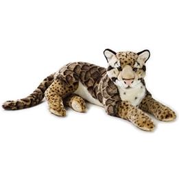 Lelly - Stuffed Leopard Junior 65 Cm Plush Light Brun