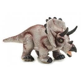 Lelly - Gosedjur Triceratops 71 X 34 Cm Beige/Svart