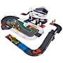 Majorette - Garage Porsche Experience Center Vit/Svart 65-Parts