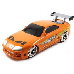 Jada - Rc Car Fast & Furious Toyota Supra 1:16 Orange