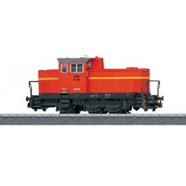 Marklin - Tåg Diesel Locomotive Henschel Dhg700 11,2 CmRöd