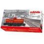 Marklin - Diesel Locomotive Henschel Dhg700 11,2 Cm Steel Röd