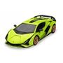 Jamara - Rc Car Lamborghini Siã¡N 27,9 Cm 1:18 Grön 2-Part
