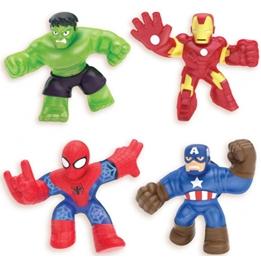 Marvel - Actionhjältar - 4 St