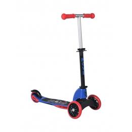 Move - Sparkcykel - Robot 2-In-1 Junior Fotbroms Blå/Röd