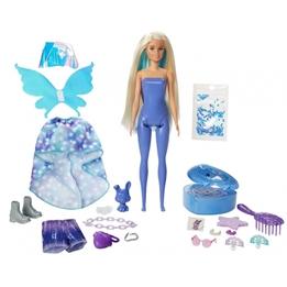 Barbie - Surprise Doll Color Reveal Girls Blå 15-Piece