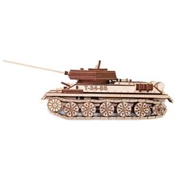 Art Bizniz - Modellsats Pussel 3D T-34-85 Tank 965 Delar