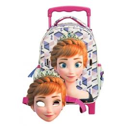 Frozen - Resväska - Ryggsäck Och Mask