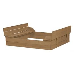 Roba - Sandlåda Med Bänk Junior Trä