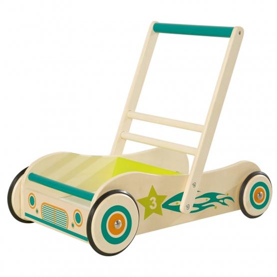 Roba - Gåbil 29 X 56 X 45 Cm Grön