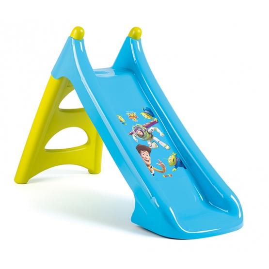 Smoby - Rutschkana Toy Story Junior 120 X50 X 118 Cm Blå/Grön