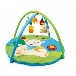 Small Foot - Babygym 2-In-1 Crawl Blanket And Jamie