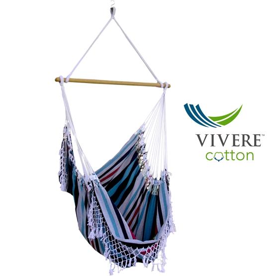 Vivere - Brasiliansk Hängstol - Denim