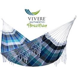Vivere - Authentic Brazilian - Hängmatta Dubbel - Marina