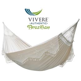 Vivere - Authentic Brazilian - Hängmatta Dubbel - Antique