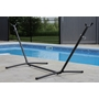 Vivere - Ställning - Universal Hammock Stand - Oil Rubbed Charcoal (280 Cm)