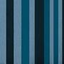 Vivere - Hängmatta Bomull Med Ställning - Dubbel - Blue Lagoon