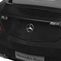 Elbil För Barn Mercedes Benz Sls Amg Med Fjärrkontroll Svart 6 V