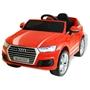 Elektrisk Åkbil Audi Q7 Röd 6 V