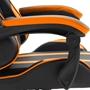 Gamingstol Orange Konstläder