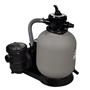Sandfilterpumpar 2 St 600 W 17000 L/Tim