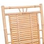 Gungstol Med Dyna Bambu - Blå