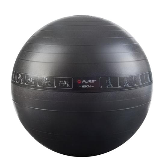Pure2Improve Träningsboll 65 Cm Svart