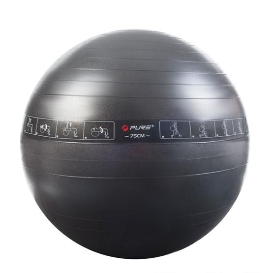Pure2Improve Träningsboll 75 Cm Svart