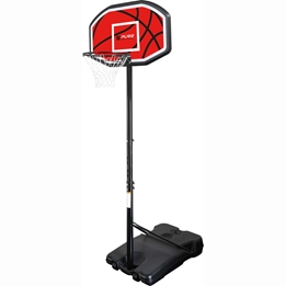 Pure2Improve Portabelt Basketbollstativ 110 X 71 Cm