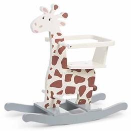 Childhome Gungleksak Giraff Ecru