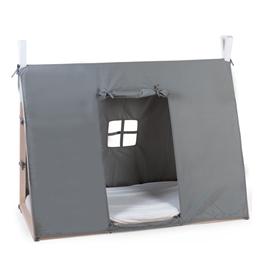 Childhome Sängöverdrag Tipi 70X140 Cm Grå