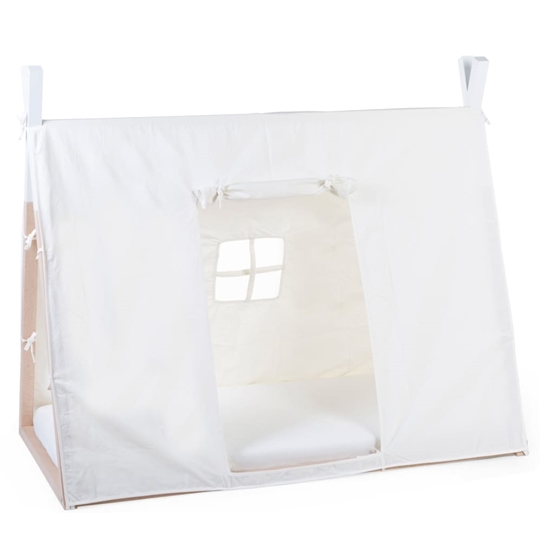 Childhome Sängöverdrag Tipi 70X140 Cm Vit