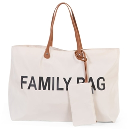 Childhome Skötväska Family Bag Benvit