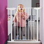Childhome Säkerhetsgrind Eltra 75-82  Cm Metall Vit